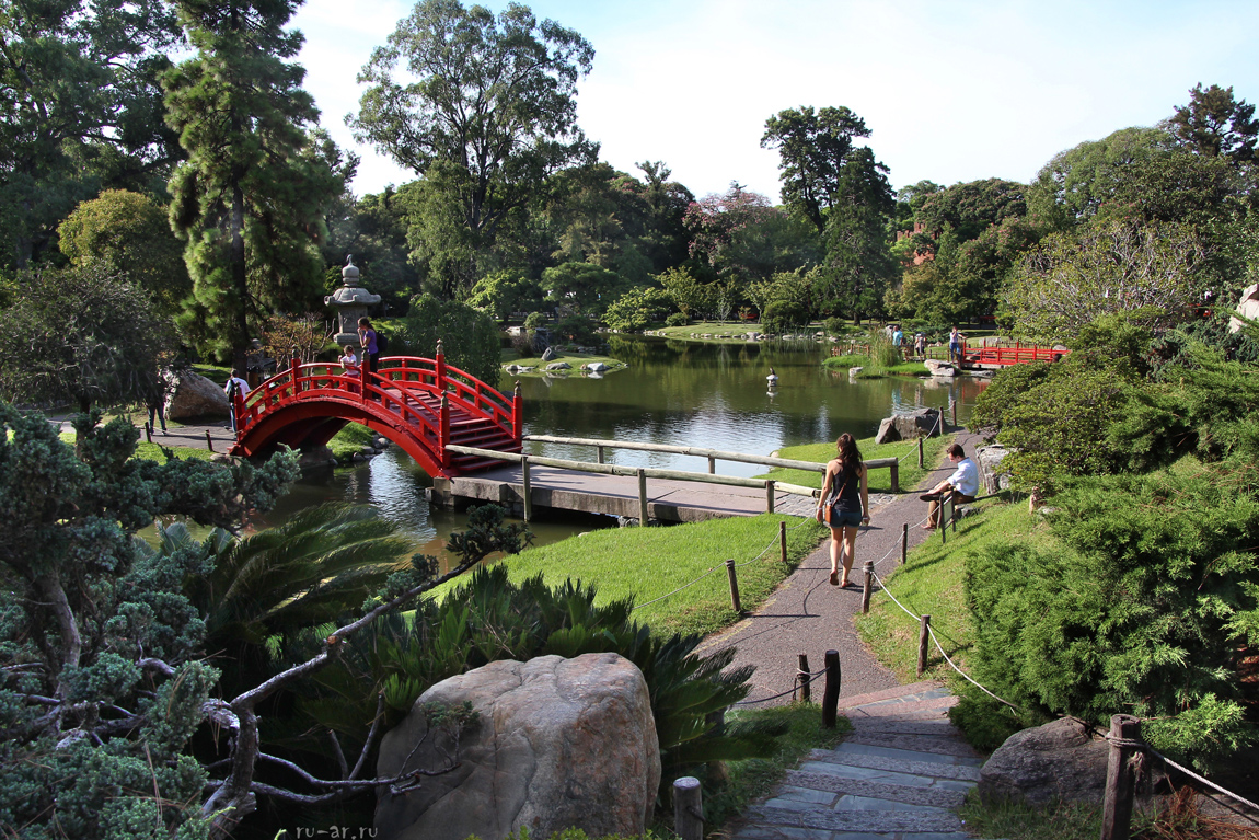 Буэнос-Айрес парк Аргентина